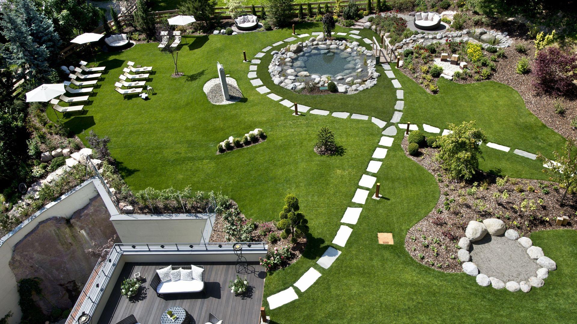 Hotel e giardino hotel mesnerwirt ad avelengo merano